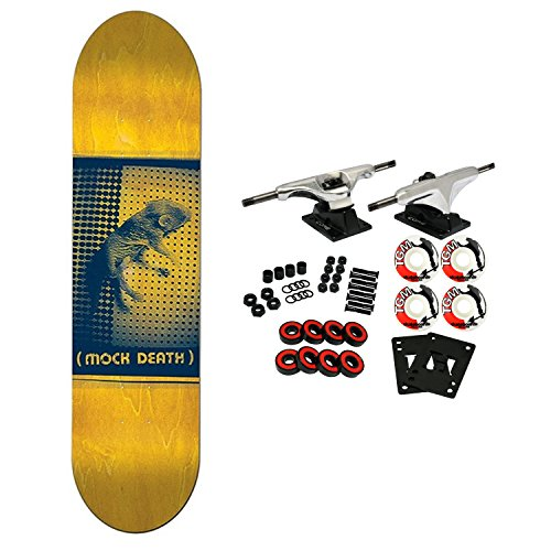 ALIEN WORKSHOP Skateboard Complete MOCK DEATH ASSORTED - Wheels Workshop Alien