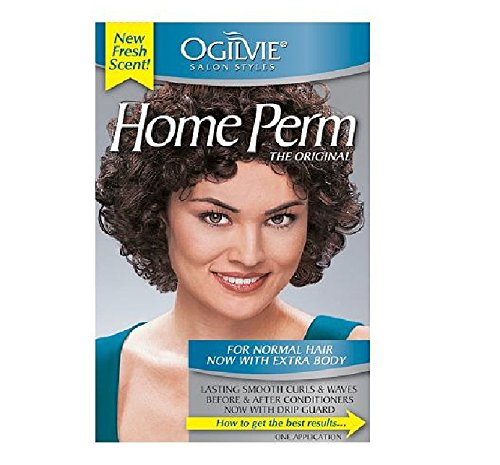 Ogilvie Salon Styles the Original Home Hair Perm - 1 Ea (Pack of 3)