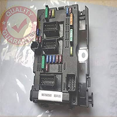 fuse box on a citroen xsara picasso 9650663980 fuse box module general system relay controller body  9650663980 fuse box module general
