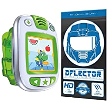 DFlectorshield Screen Protector for the LeapFrog LeapBand Activity Tracker with free lifetime replacement program