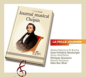 "Afficher ""Le Journal musical de Chopin"""
