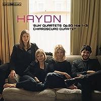 Haydn:Sun Quartets 1-3 [Chiaroscuro Quartet: Alina Ibragimova; Pablo Hernán Benedí; Emilie Hörnlund; Claire Thirion] [BIS: BIS2158]
