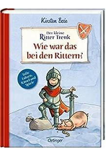 Der Kleine Ritter Trenk Das Große Mal Und Rästelbuch Amazonde