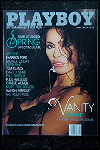 Playboy Us 1988 04 Fabulous Chinese Women Vanity Is Hot Eloise Broady Denise Matthews Tom Clancy Les Tresors D Emmanuelle 3701136720363 Amazon Com Books