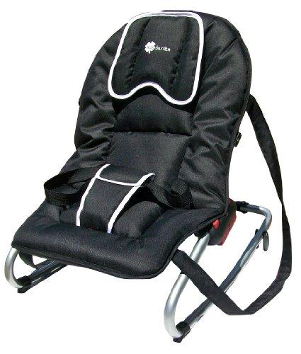 United Kids 601205 Babywippe - Schaukelliege A503, schwarz