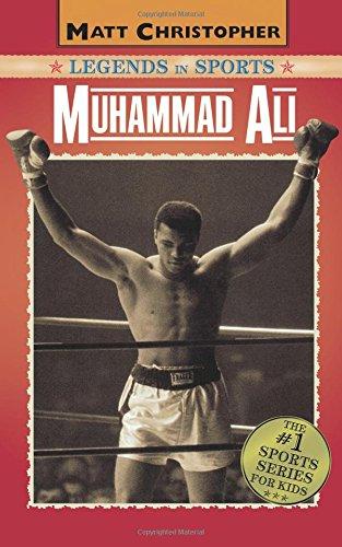 Read Online Muhammad Ali: Legends in Sports pdf