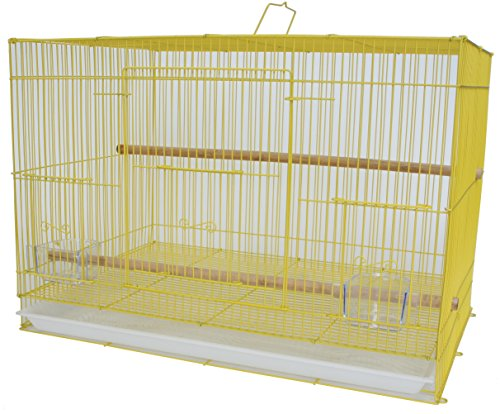 Yml Small Breeding Cage Yellow