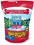 Natural Balance Limited Ingredient Treats, Sweet Potato and Bison Meal Formula for Dogs, 8-Ounce Bag, My Pet Supplies
