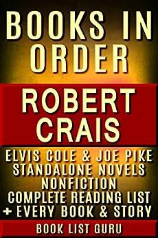 Robert crais elvis cole books in order