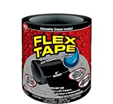 Digong Professional Waterproof Tupe Flex Tape Black 4'' x 5'