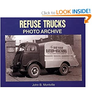 Refuse Trucks: Photo Archive John Montville