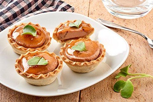 Mousse de Foie de Pato con Trufa 130 g Malvasía abrefácil: Amazon.es: Alimentación y bebidas