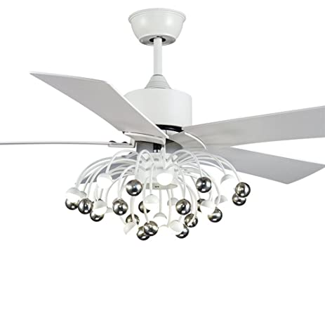 Akronfire simple ceiling fan lamp for dining room and bedroom remote akronfire simple ceiling fan lamp for dining room and bedroom remote control variable frequency of led aloadofball Choice Image
