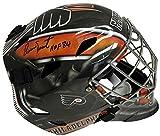 Bernie Parent Signed Philadelphia Flyers Full Size Goalie Mask HOF 84 JSA