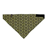 ZANheadgear BVF141 Fleece Lined 3-IN-1 Bandanna, Trigonometry