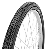 Goodyear Folding Bead Cruiser Bike Tire, 26'' x 2.125'', Black