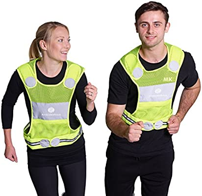 Back To Search Resultshome Lightweight Bike Vest Breathable Mesh Reflective Vest High Visibility Safety Cycling Safety Vest Man