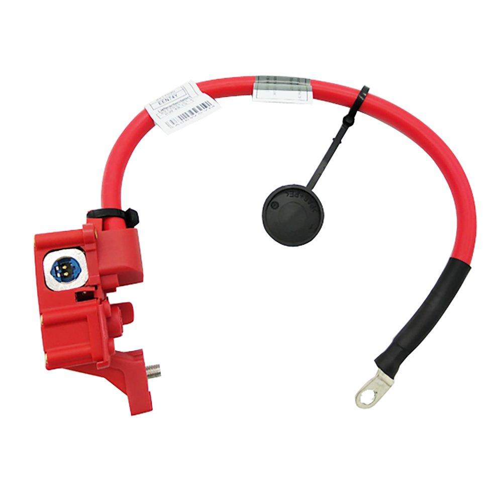 JSD 61129217031 Positive Terminal to Battery Cable for BMW E82 E84 E88 E90 E91 E92 X1 M3 325 330 by JSD AUTO PARTS