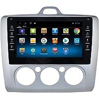 Android 10 autoradio gps-navigatie met 9 inch touchscreen voor Ford Focus Exi MT 2 3 Mk2 / Mk3 2004-2011, ondersteuning…