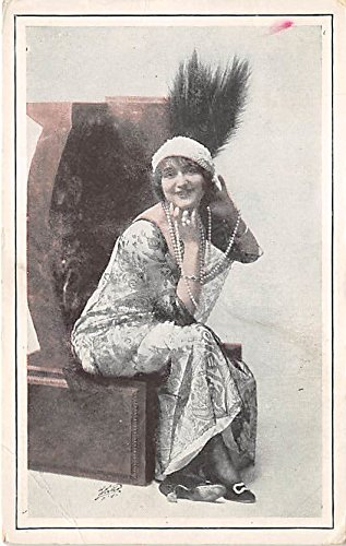 Theater Actor/Actress Old Vintage Antique Postcard Post Card, Postales, Postkaarten, Kartpostal, Cartes, Postkarte, Ansichtskarte Gaby Deslys Cort Theatre, San Francisco, CA, USA Unused