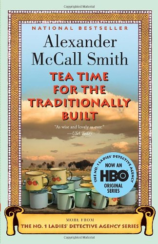 Book cover for Tea Time for the Traditionally Built