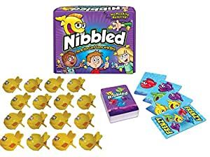 Nibbled, The Action Card Game with Bite! Game Card Game