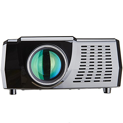 CO-Z Lumens Projector, 3D LED/LCD, 1080P HD 3000, Home Cinema Theater Multimedia