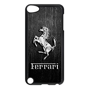 Ipod Touch 5 Phone Case Ferrari Logo
