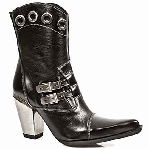New Rock 7920-s1 Damen Stiefel Black