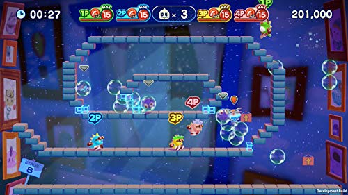Bubble Bobble 4 Friends (Standard Edition) for Nintendo Switch 5