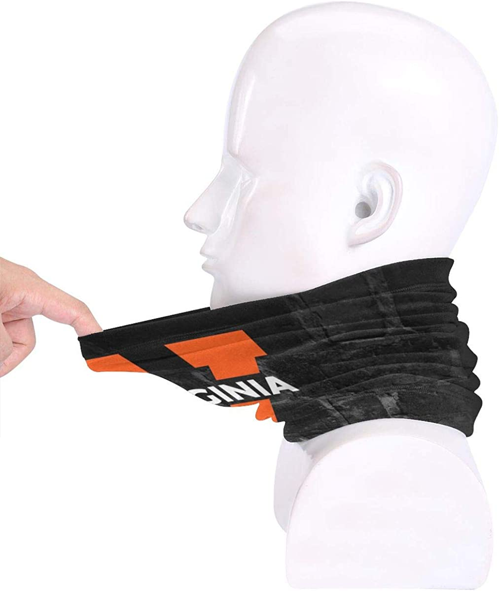 Dust Protection Motorcycle Mask Bandanas Adjustable Face Cover