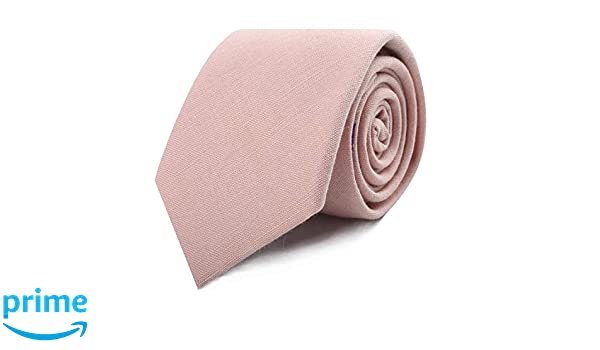Blush Pink - Corbata de algodón para niños, para hijo, color rosa ...