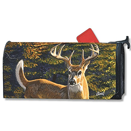 MailWraps Whitetail Buck MailWrap Mailbox Cover 01410