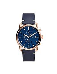 Fossil FS5404 Reloj para Hombre, color Azul