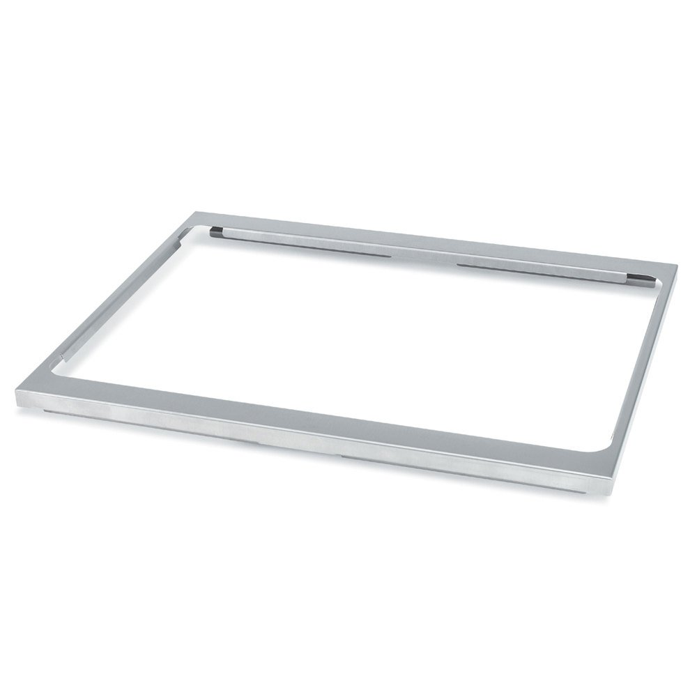 Vollrath 19186 Extender/Adapter Plate, Sheet Pan Size, Stainless Steel