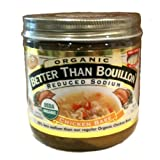 Better Than Bouillon Organic Chicken Base, Reduced Sodium - 16 oz