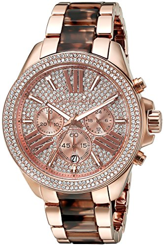 Michael Kors Women's Wren Two-Tone Watch MK6159