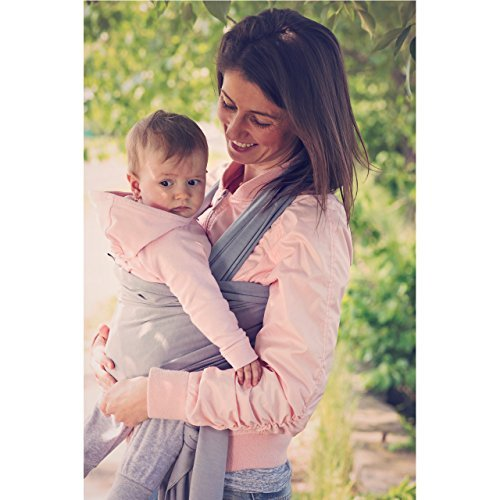 Woven Baby Wrap Totwrap-one of the Woven Wraps-Gain more safety for your baby and free hands-Very good material 95% cotton and 5% spandex