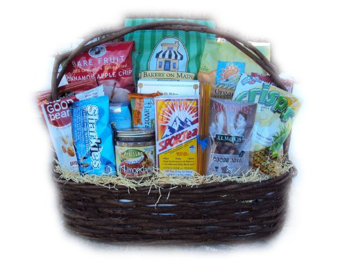 Healthy Gift Basket - Athlete by Well Baskets