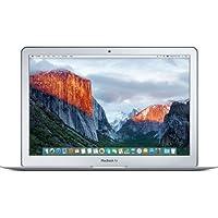 Apple MacBook Air 13.3-Inch 256GB Laptop (2.2GHz i7, 8GB RAM, OS X Sierra) 2017, Z0UU - Factory Upgraded MQD32LL/A