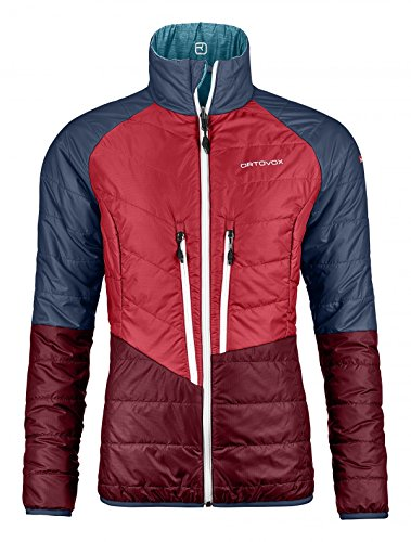 Ortovox Women's Piz Bial Jacket Aqua Blend S by Ortovox