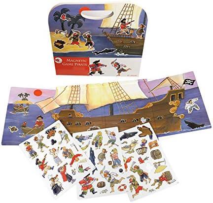 Egmont Toys Magnetisches Spiel Pirat