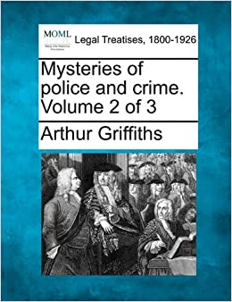 Book Mysteries of police and crime. Volume 2 of 3