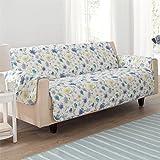 BrylaneHome Springtime Sofa Protector (Multi,0)