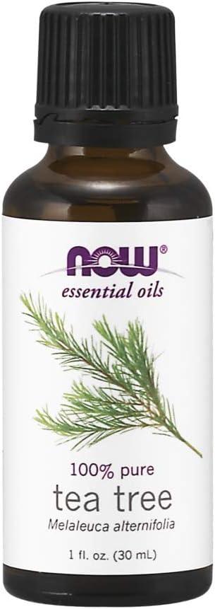 Now Foods Tea Tree Oil Twinpack, 2x1 Ounces