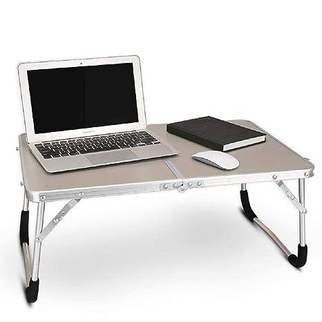 Mesa de ordenador portátil plegable de aleación de aluminio ...
