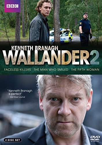 Wallander (Faceless Killers / The Man Who Smiled / The Fifth Woman) - [Cover Art May Vary] (Wallander Season 2 compare prices)
