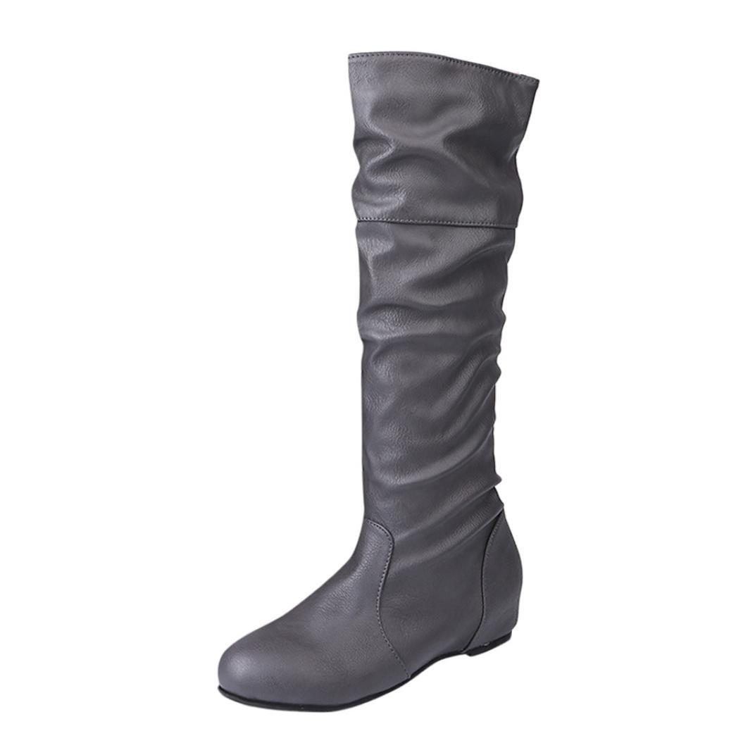 MML Women Boots, femme Chaussures Women de Boots, ville à lacets pour femme gris foncé 0a3de5f - boatplans.space