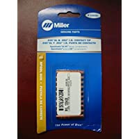 Tip, Standard, Contact, .035, PK10 by Miller Electric