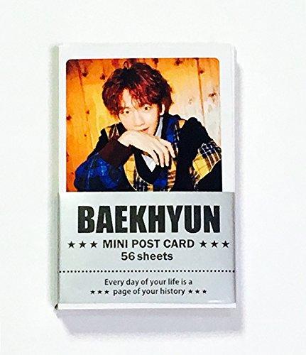 EXO BAEKHYUN Solo Photocards 56pcs